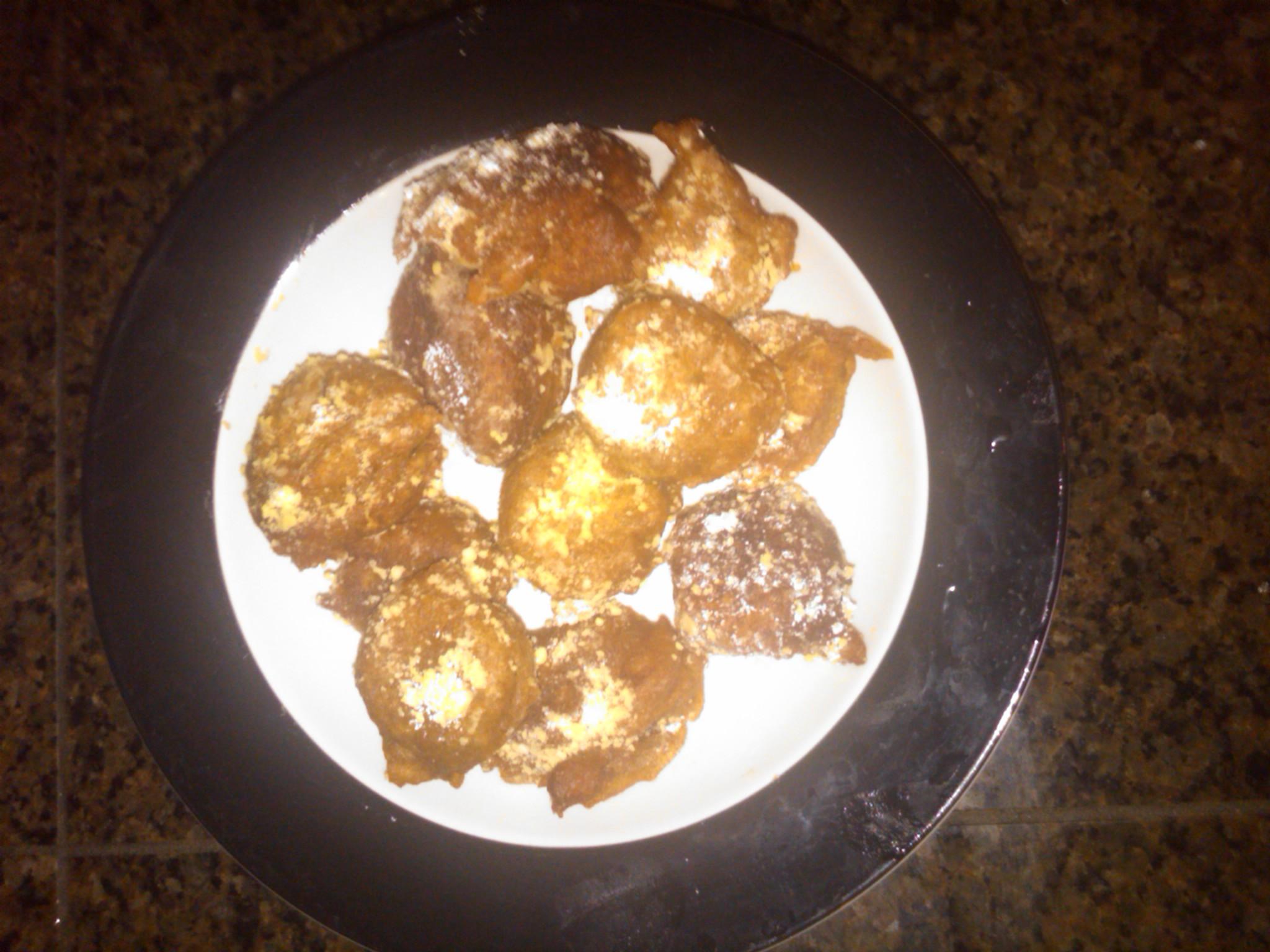Bajan Pumpkin Fritters Recipe